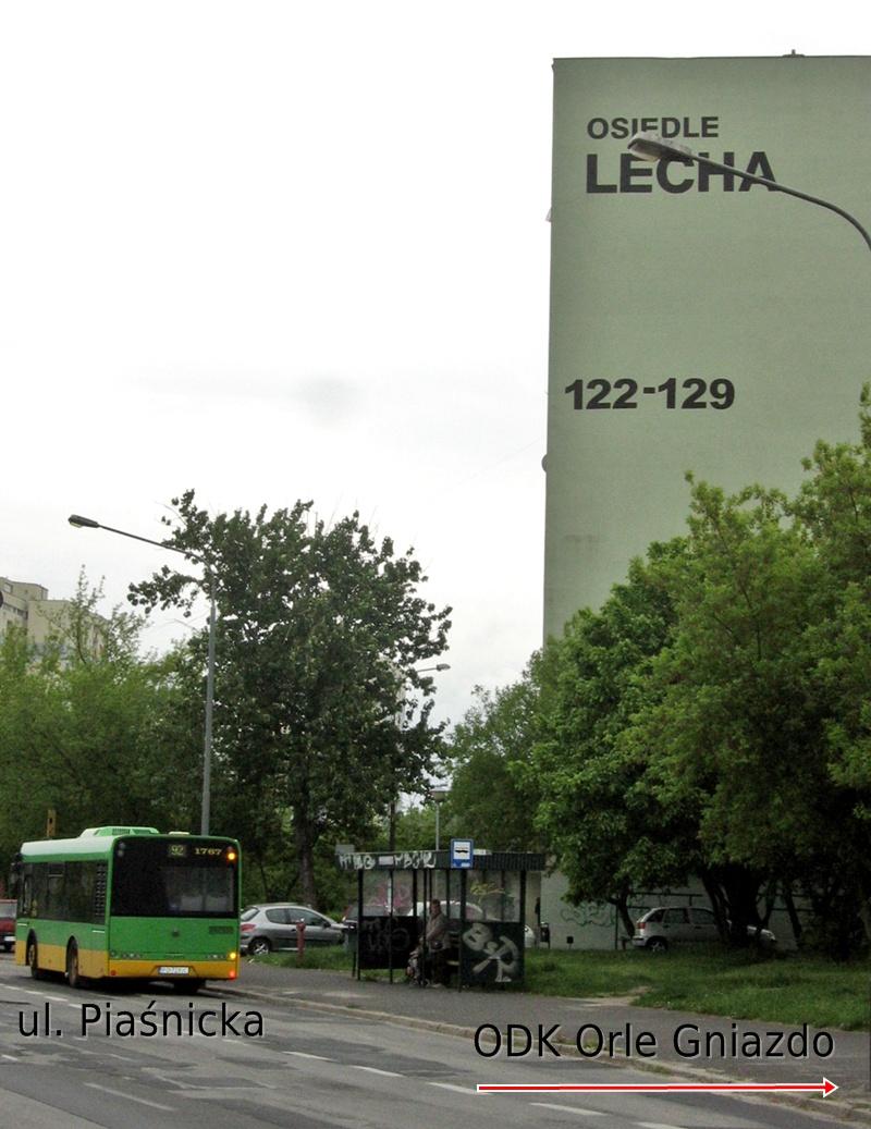 osiedle Lecha 122-129 Poznań